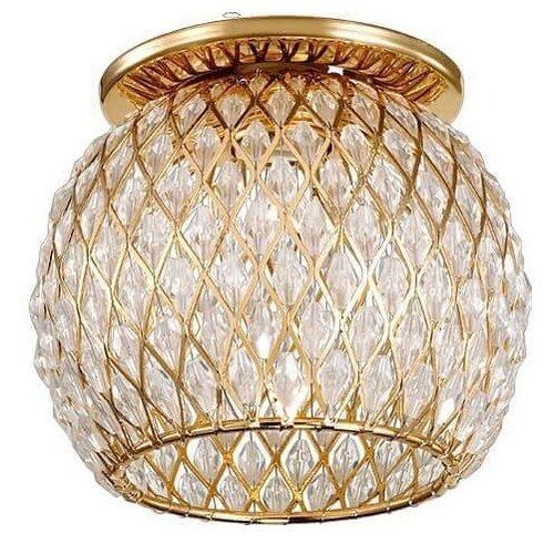 Встраиваемый светильник Novotech Mizu 370163 встраиваемый светильник novotech 370110 золотой