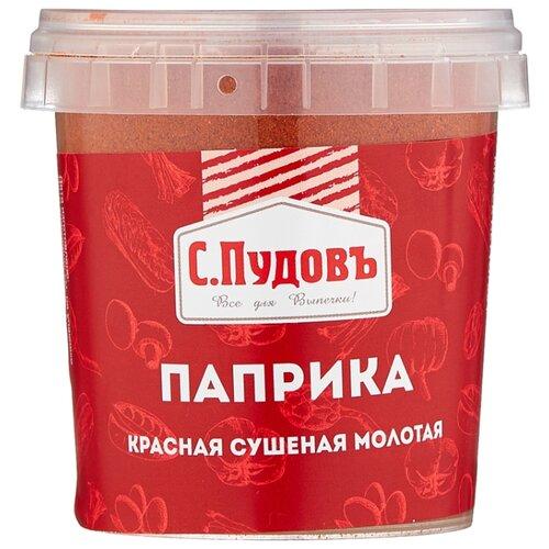 С.Пудовъ Пряность Паприка красная сушеная молотая, 80 г