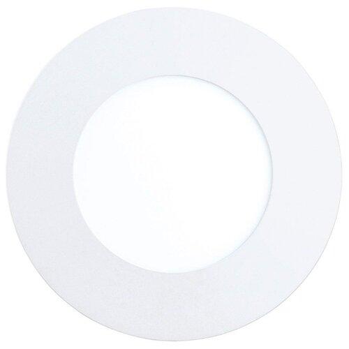 Встраиваемый светильник Eglo Fueva 1 96249 светильник eglo 98588 almeida 1