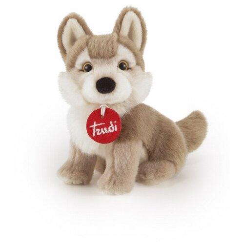 Мягкая игрушка Trudi Волк делюкс, 17 см мягкая игрушка trudi лошадка делюкс 15 см