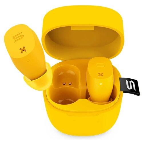 Беспроводные наушники Soul Electronics ST-XX желтый наушники soul lit black