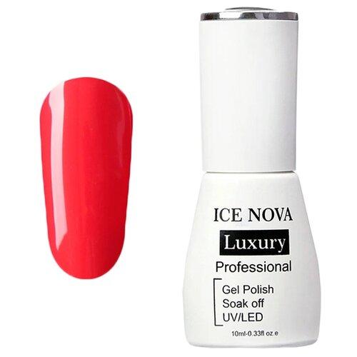 Купить Гель-лак для ногтей ICE NOVA Luxury Professional, 10 мл, 085 candy