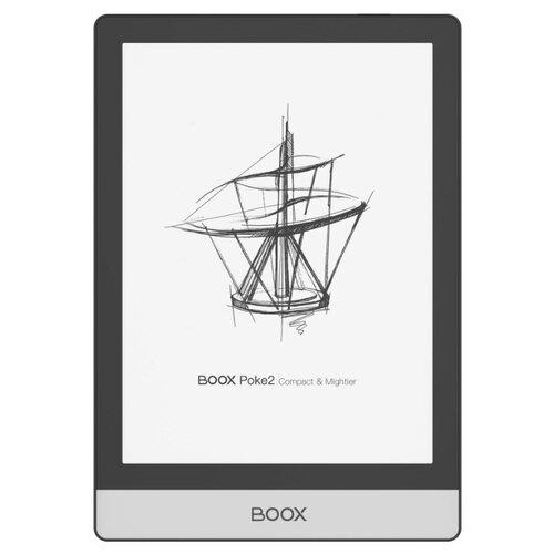 Электронная книга ONYX BOOX Poke 2 32 ГБ серый/черный