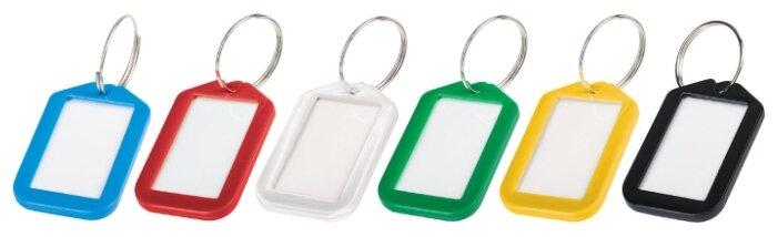 Бирка для ключей BRAUBERG 231152 12 штук