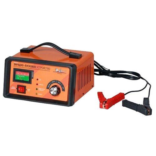Пуско-зарядное устройство Airline AJS-55-05 оранжевый пуско зарядное устройство airline ajs chj 100 оранжевый