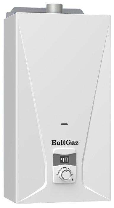 Сравнение с Газовый котел BaltGaz SL 17 T 15.5 кВт одноконтурный