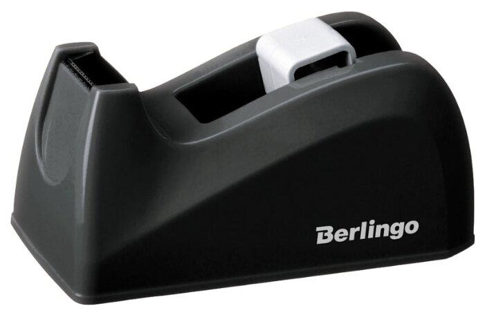 Диспенсер для клейкой ленты Berlingo Диспенсер настольный для канцелярской клейкой ленты