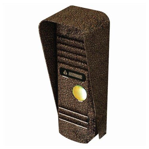 Видеопанель вызывная ACTIVISION AVC-305, разрешение 800 ТВл, угол обзора 75°, питание DC 12В, медь, 00-00001277