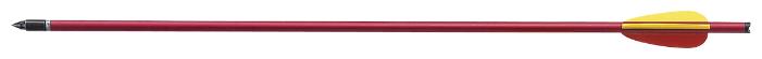 Стрела для арбалета Man Kung MK-AL20 20