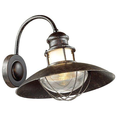 Odeon light Уличный настенный светильник Dante 4164/1W уличный настенный светильник odeon light bukle 2311 1w