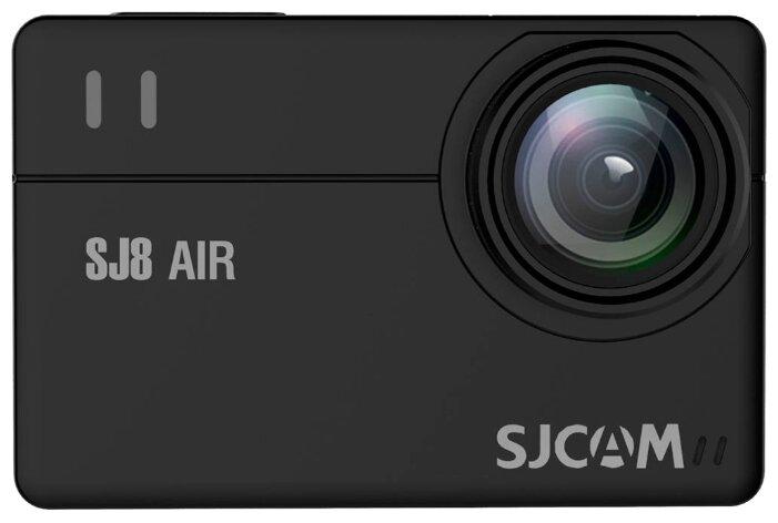 Сравнение с Экшн-камера SJCAM SJ8 Air (Basic)