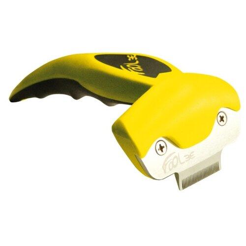 Щетка-триммер FoOlee One XS 3.1 см желтый