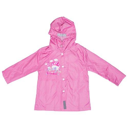 Купить Дождевик КОТОФЕЙ размер 92-98, розовый, Пальто и плащи