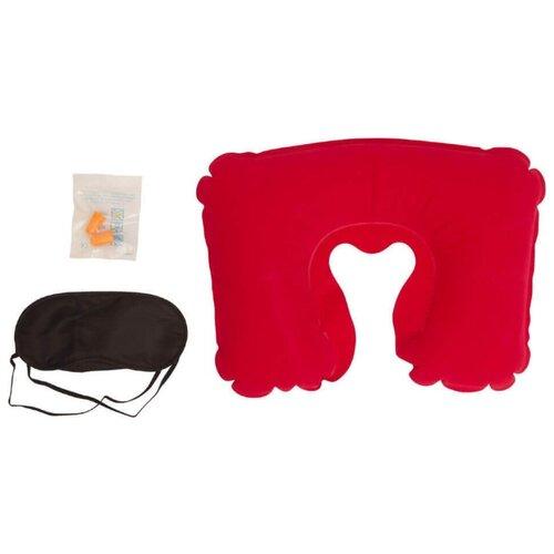 Дорожный набор verona Pillow, красный