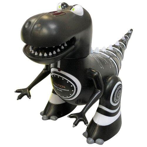 Робот Silverlit Robot Mini Robosarus черный