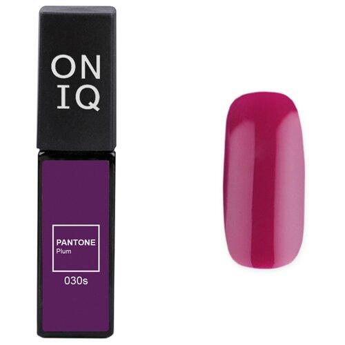 Купить Гель-лак для ногтей ONIQ Pantone, 6 мл, 030S Plum
