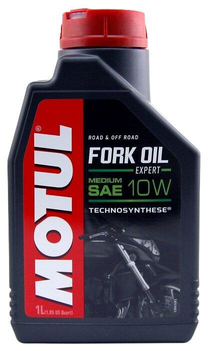 Вилочное масло Motul Fork Oil Expert Medium