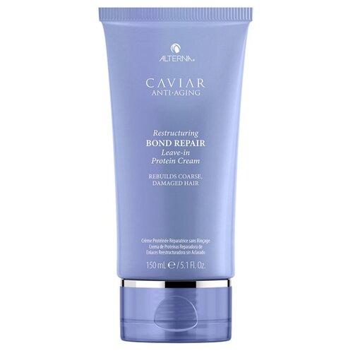 Купить Alterna Caviar Anti-Aging Restructuring Несмываемый протеиновый крем для волос, 150 мл