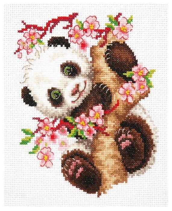Чудесная Игла Набор для вышивания Панда