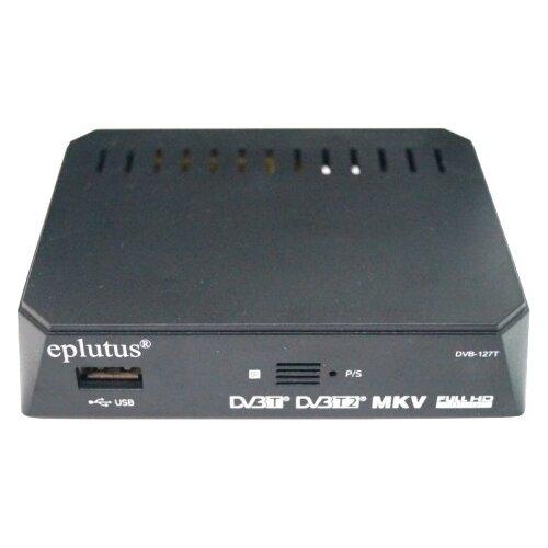 Фото - TV-тюнер Eplutus DVB-127T черный тв тюнер