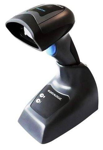 Сканер штрих-кода ручной Datalogic QuickScan QBT2430-BK-BTK1