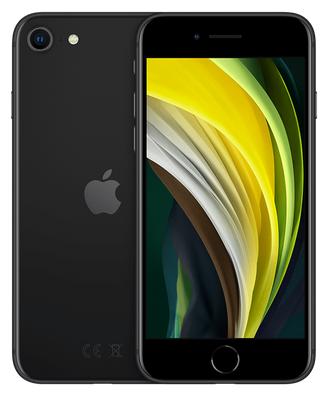 Купить Смартфон Apple iPhone SE (2020) 128GB черный (MXD02RU/A) по низкой цене с доставкой из Яндекс.Маркета (бывший Беру)