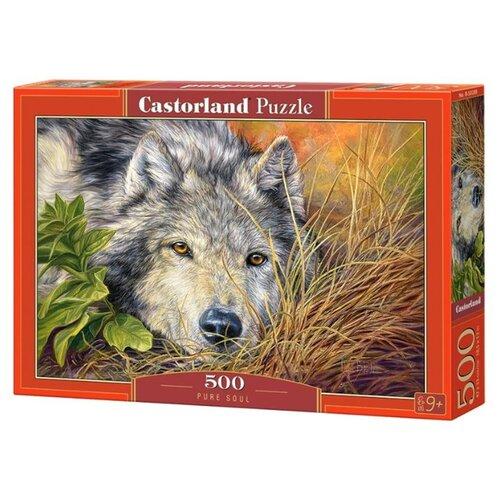 Купить Пазл Castorland Pure Soul (B-53285), 500 дет., Пазлы