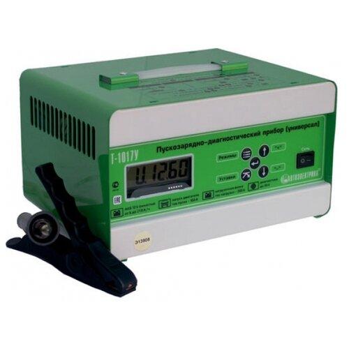 Пуско-зарядное устройство Автоэлектрика Т-1017У зеленый зарядное