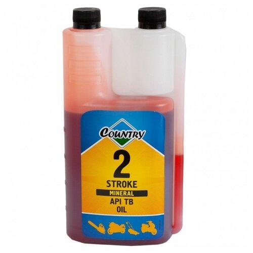 Масло для садовой техники 3TON Country 2 Stroke Mineral API TB UNIVERSAL 1 л недорого