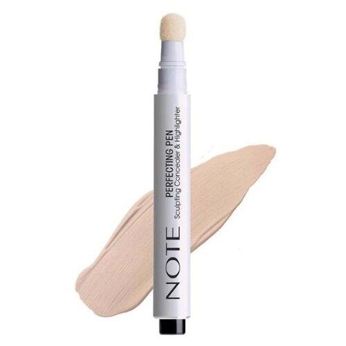 Note Консилер Perfecting Pen, оттенок 03 light beige