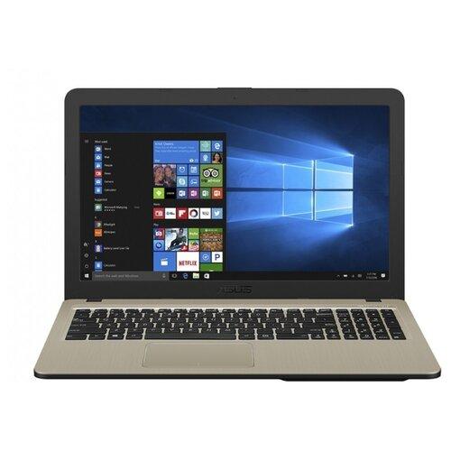 Купить Ноутбук ASUS VivoBook 15 X540BA-DM213T (AMD A9 9425 3100MHz/15.6 /1920x1080/4GB/256GB SSD/DVD нет/AMD Radeon R5/Wi-Fi/Bluetooth/Windows 10 Home) 90NB0IY1-M10170 черный