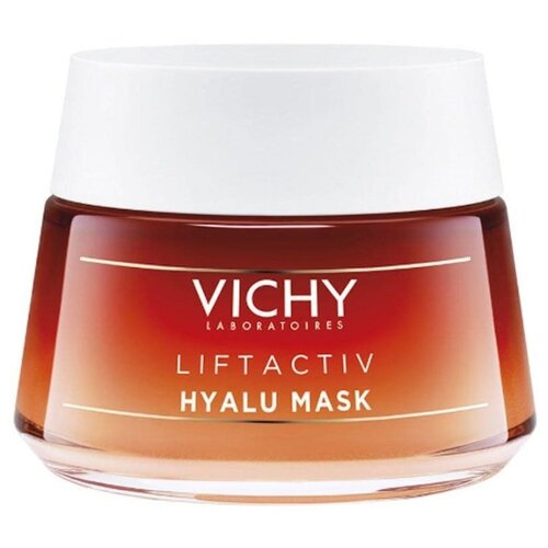 Экспресс-маска Vichy Liftactiv Hyalu Mask гиалуроновая, 50 мл vichy liftactiv serum