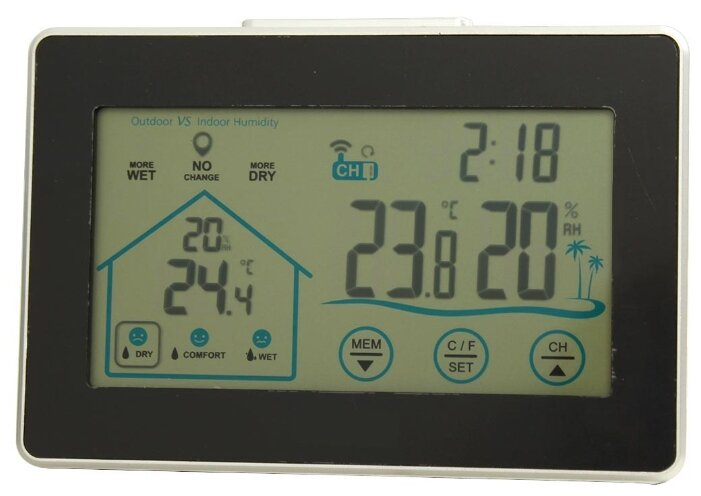 Метеостанция AiRTe WS-0317