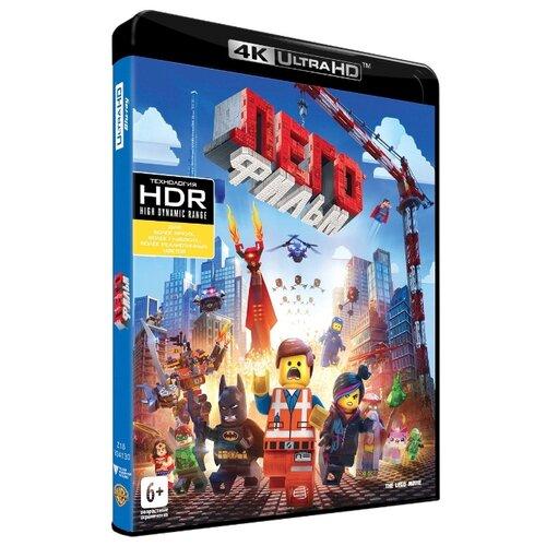 Лего Фильм (4K Ultra HD)