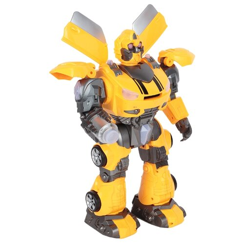 цена на Робот Defatoys Tyrant Wasp 6021 желтый