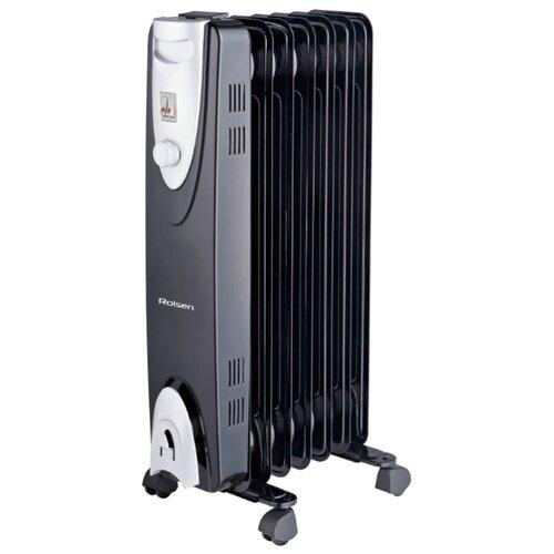цена на Масляный радиатор Rolsen ROH-C9 черный