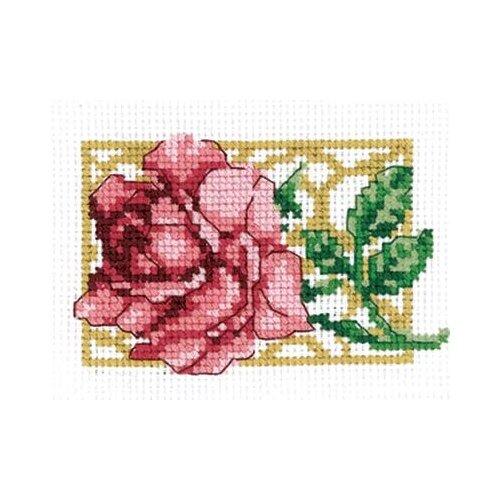 Klart набор для вышивания 6-088 Розочка