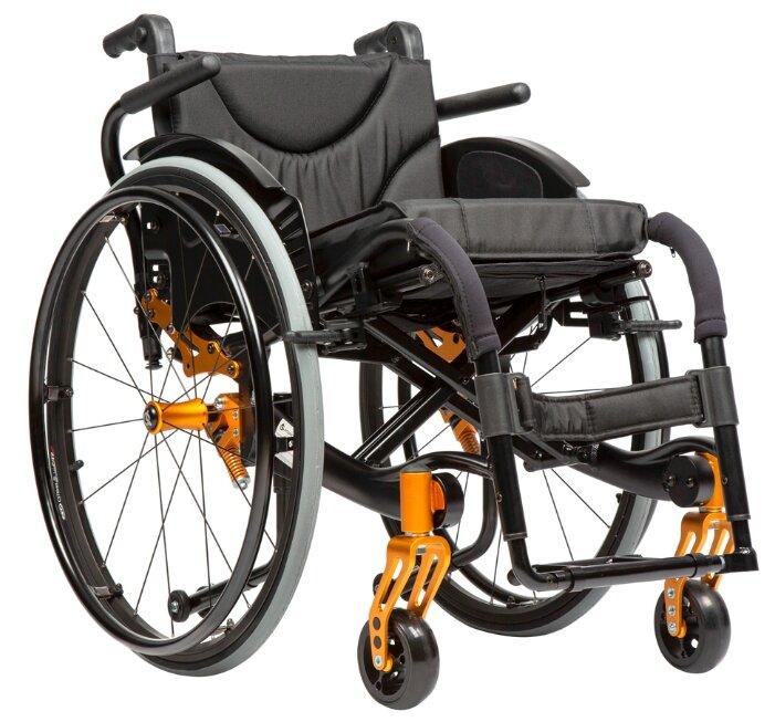 Кресло-коляска механическое Ortonica S 3000, ширина сиденья: 360 мм
