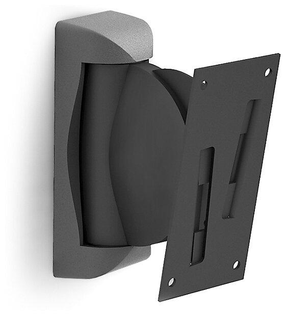 Кронштейн на стену ElectricLight КБ-01-4 черный фото 1