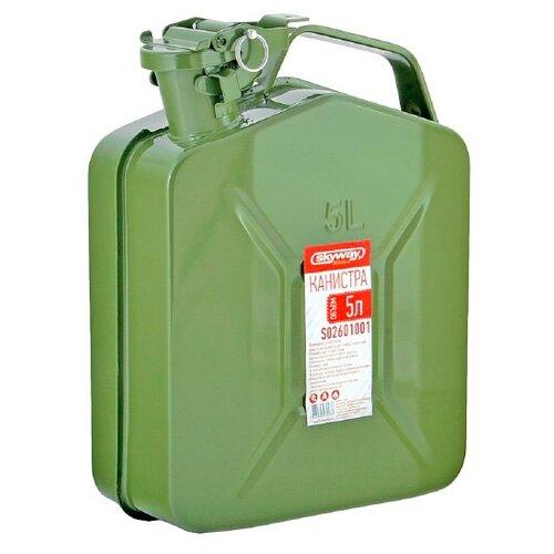 цена на Канистра skyway S02601001, 5 л, зеленый