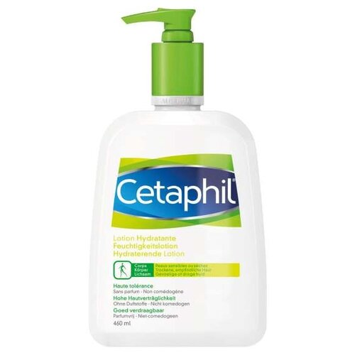 Лосьон для тела Cetaphil Lotion Hydratante, 460 мл cetaphil лосьон купить
