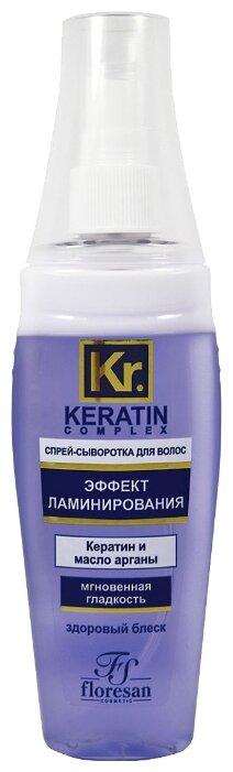 Floresan Спрей-сыворотка для волос Эффект ламинирования
