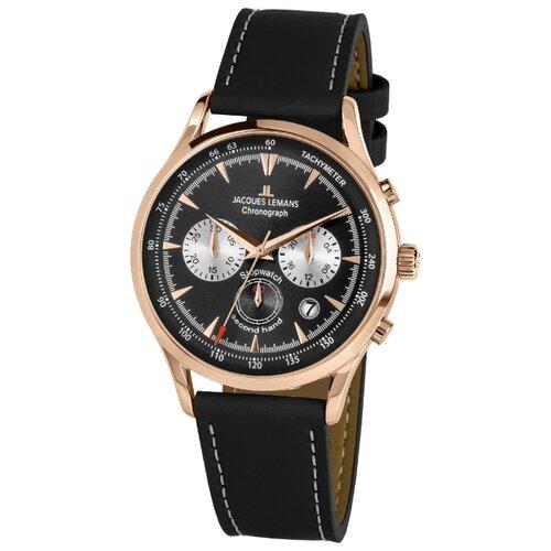 Фото - Наручные часы JACQUES LEMANS 1-2068E наручные часы jacques lemans 1 2099f