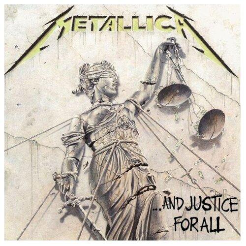 Metallica – ...And Justice For All (2 LP) metallica metallica 2 lp