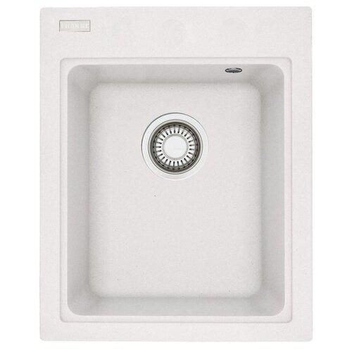 Фото - Врезная кухонная мойка 42.5 см FRANKE MRG 610-42 белый врезная кухонная мойка 56 см franke sid 610 полярный белый