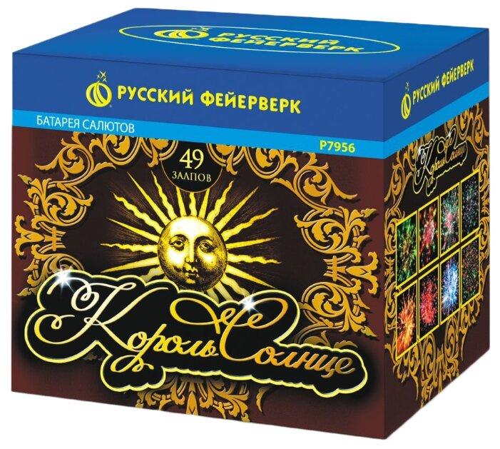 Салют «Король солнце» Р7956 1.25 дюймов