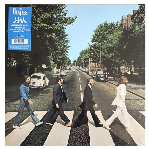 цена на The Beatles. Abbey Road. 50th Anniversary Edition