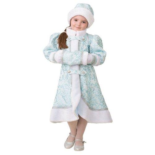 Купить Костюм Батик Снегурочка Княжеская (918), голубой, размер 116, Карнавальные костюмы
