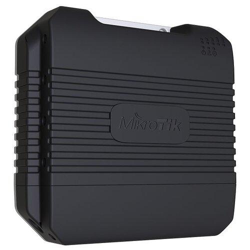 Wi-Fi Mesh точка доступа MikroTik LtAP LTE6 kit черный wi fi точка доступа mikrotik sxt lte6 kit rbsxtr