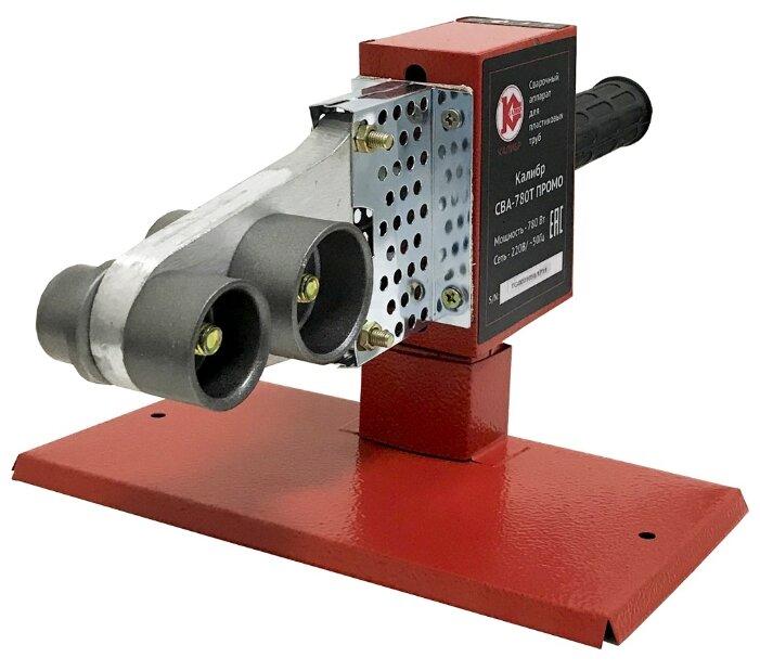 Аппарат для раструбной сварки КАЛИБР СВА-780Т Промо